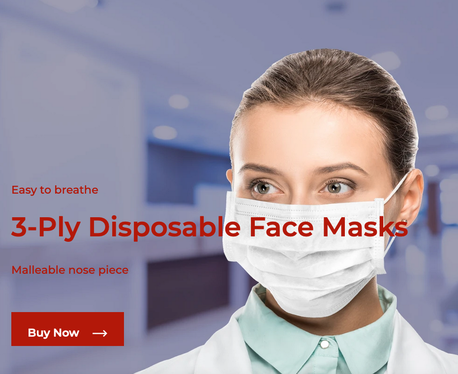 homtex Surgical Masks